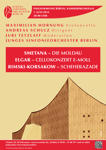 JSO Berlin Konzert am 07.06.2014
